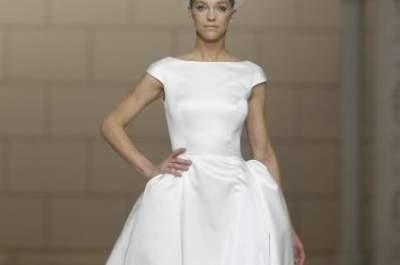 Heiraten wie eine Prinzessin –Brautkleider in A-Linie für 2015!