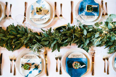 50 increíbles centros de mesa para bodas: ¡te encantarán!