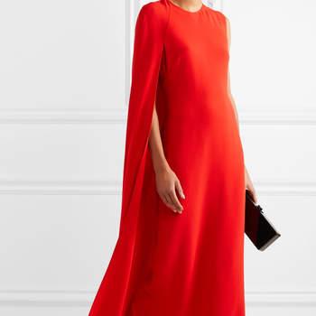 Vestidos de fiesta rojos: Un look de invitada perfecto