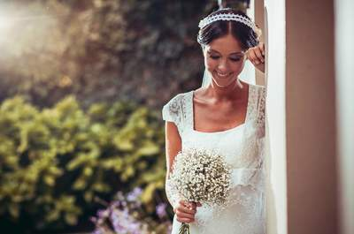 Una novia sonriente siempre luce más guapa: 11 claves para lograrlo y ¡whisky!