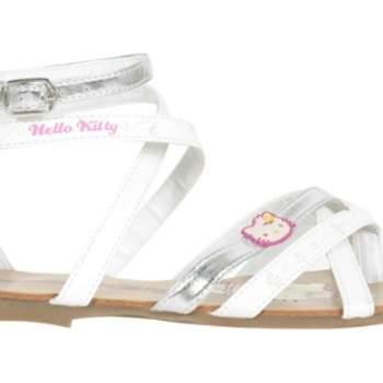 Sandalettes de cérémonie pour fillette Hello Kitty - Crédit photo: Bata