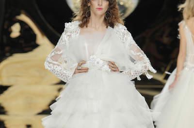 Abiti da sposa principessa 2017: indossarne uno sarà come vivere una favola