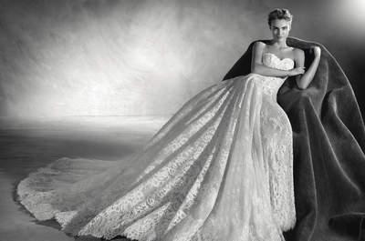 ¿Eligiendo tu vestido de novia? 5 reglas de oro para sorprender a todos