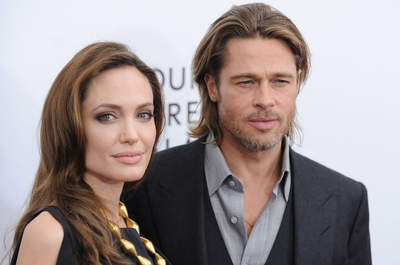 Anglina Jolie and Brad Pitt Seperate After 12 Years Together