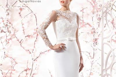 Valerio Luna: vestidos llenos de elegancia para las novias más románticas
