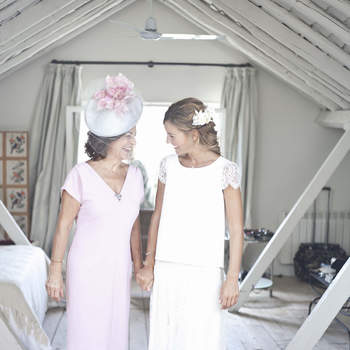 Especial Dia da Mãe: o vestido perfeito para a mãe da noiva