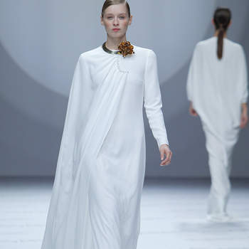 Isabel Sanchis. Credits_ Barcelona Bridal Fashion Week(2)