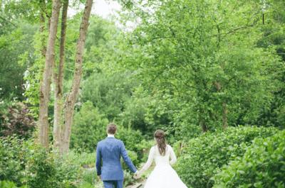 Comment organiser un mariage rustique chic aux portes de Paris