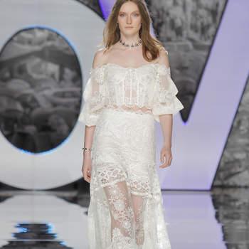 Off-Shoulder-Look im Fokus: Brautkleider der besonderen Art!