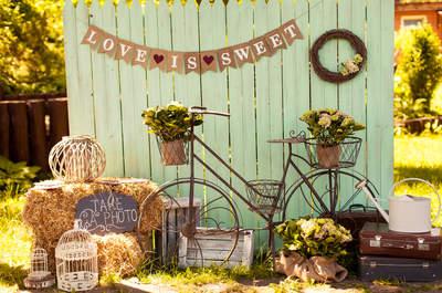 Niesamowite pomysły, aby udekorować swój ślub DIY. Zaskocz swoich gości!
