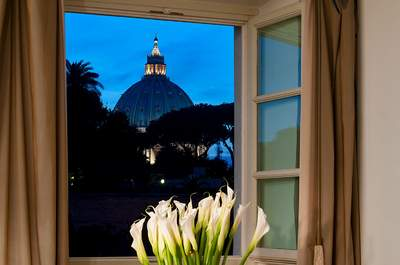 A Luxurious And Relaxing Wedding Venue? Look No Further, Rome Is The Answer