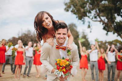 Acción de gracias en tu matrimonio: Una idea fantástica