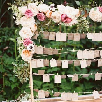Flores de otoño para tu matrimonio: color y estilo para tu decoración