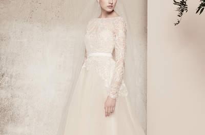 Vestidos de novia para mujeres delgadas, ¡descubre el ideal para ti!