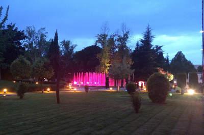Café de Oriente en el Museo del Traje: tu boda en plena naturaleza sin salir de Madrid