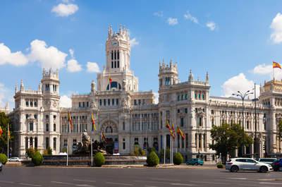 Foto: Palacio de Cibeles