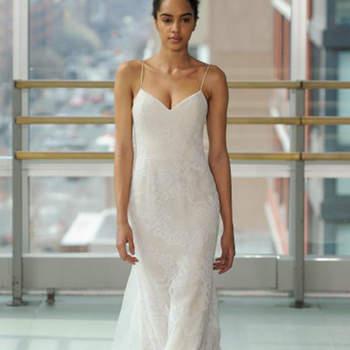 Gracy Accad. Credits: New York Bridal Week