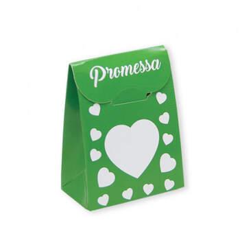 Caja Para Dulces Promessa 25 unidades- Compra en The Wedding Shop