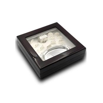 Mercado Libre Caoba Unity Coins $4,489