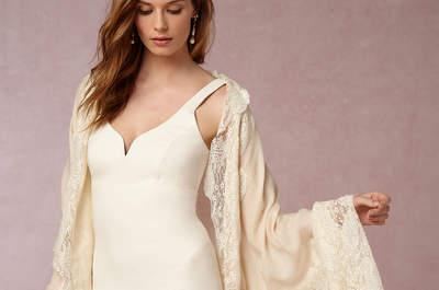 55 accessori da sposa 2017 che non devi lasciarti sfuggire: fai la differenza!