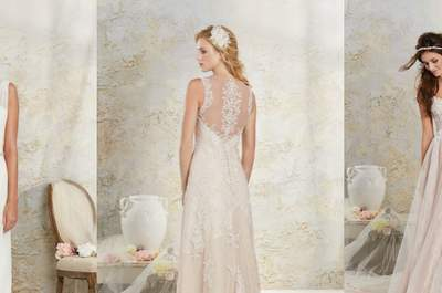 Our selection of the best Modern Vintage wedding dresses by Alfred Angelo