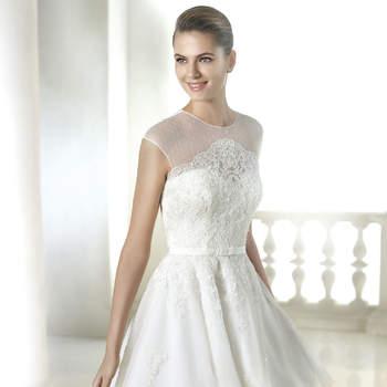 Foto: Colección Modern Bride San Patrick 2015