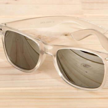 Gafas De Sol Montura Transparente- Compra en The Wedding Shop