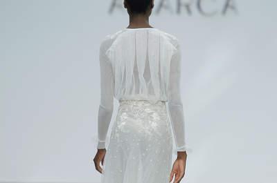 Los 50 vestidos de novia para mujeres delgadas más espectaculares. ¿Te los vas a perder?