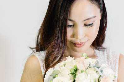 Photo: Anna Poshè Bridal Services