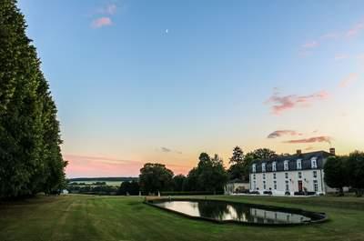 Domaine de Montchevreuil : un cadre idyllique pour une réception unique dans l'Oise