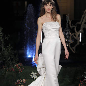 Créditos: Marchesa | Barcelona Bridal Fashion Week