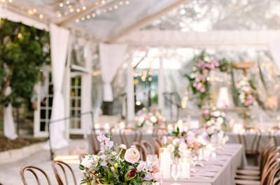 Оформление свадебного стола. Выберете свой!