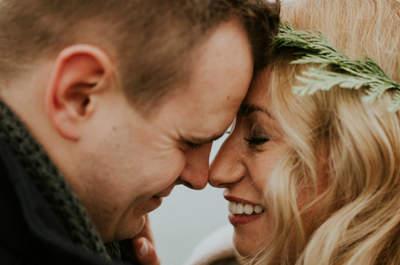 Gdańska , zimowa sesja ślubna, gdzie Para udowodniła, że zdjęcia zimą, to najlepsze kadry ślubne!