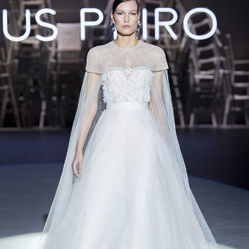 Créditos: Jesus Peiró | Barcelona Bridal Fashion Week