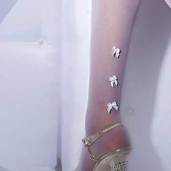 A meia-calça faz parte do look das noivas na noite mais especial, a primeira como casada! E quem não quer estar maravilhosa? Para isto, veja a seleção de meias que separamos para você!