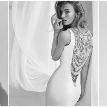 99 vestidos de novia 2018. ¡Así son los diseños que triunfarán la próxima temporada!
