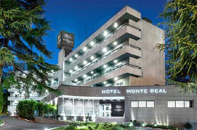 Hotel Monte Real: celebra tu boda en un entorno natural sin salir de la capital