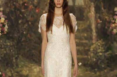 Jenny Packham primavera 2016: Vestidos de novia para quienes buscan ser auténticas hadas