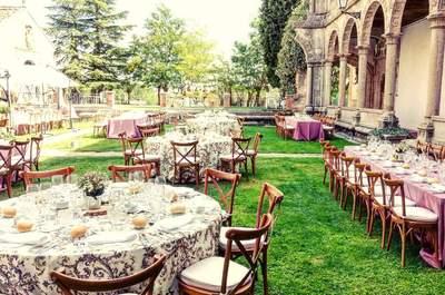 Los 10 mejores lugares con alojamiento en Madrid para tu boda