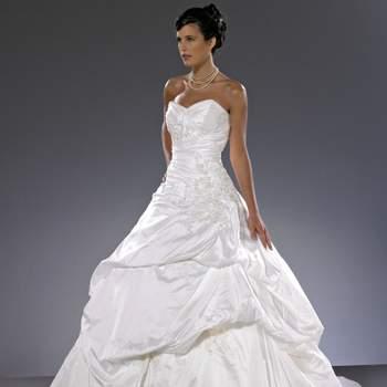 Robe de mariée Christine Couture 2013 - modèle Belle