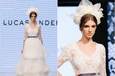 Lucas Anderi sorteia vestido de noiva e alianças no Casar 2013