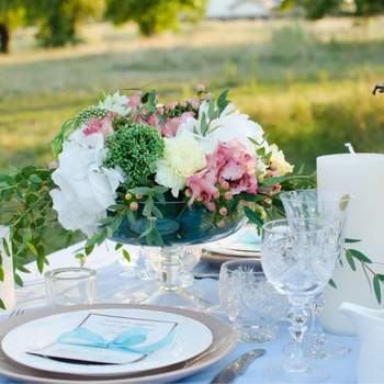 Il Filo dei Sogni Wedding&Events: si occuperanno di allestire gli spazi dedicati al banchetto, al ballo e alle fotografie nello stile stabilito insieme alle coppie di sposi. Lasciatevi trasportare dalle ispirazioni e dai consigli di esperti del settore, non ve ne pentirete.