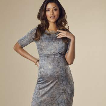 Party dress Ana, by Tiffany Rose. Bron: BellyFashion