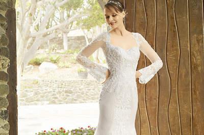 Vestidos de noiva com decote quadrado: um clássico que nunca passa de moda!
