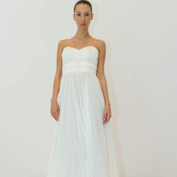 Kleid von Francesca Miranda, Credits:  New York Bridal Week