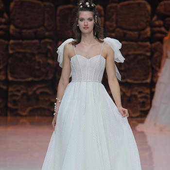 Kleid von Inmaculada Garcia, Credits:  New York Bridal Week