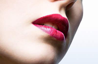 Tratamientos con ácido hialurónico para los labios finos. Foto: image stock