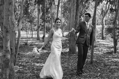 Frida y Alberto: ¡Un amor que surgió en las nubes!