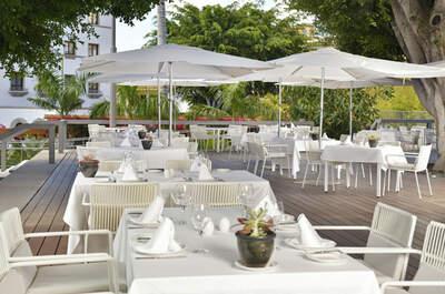 Un glamuroso hotel para tu boda en Tenerife