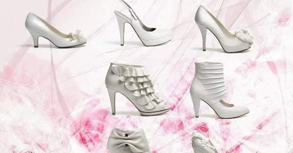 8cee4ea6c Sapatos de noiva de inverno - Colecção Lodi 2011